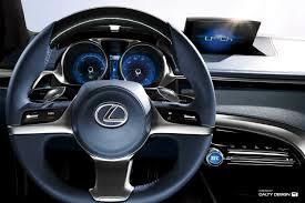 lexus lf fc interior lexus lf ch concept u2013 five axis