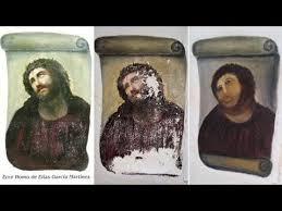 Jesus Drawing Meme - jesus painting fail youtube
