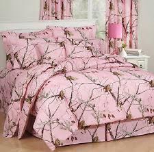 Camo Bedding Walmart Pink Camouflage Comforter Ebay