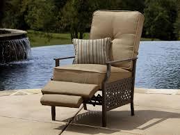 Patio Recliner Chair La Z Boy Outdoor Kennedy Recliner Outdoor Living Patio