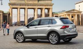 2017 volkswagen tiguan on sale in australia from 31 990