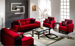 red and white living room decorating ideas photo album home