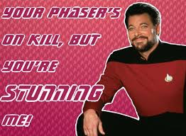 trek the next generation of s day cards