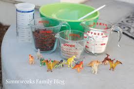 diy kids crafts diy dinosaur fossils