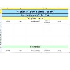 project monthly status report template monthly status report template 3 smart monthly report templates