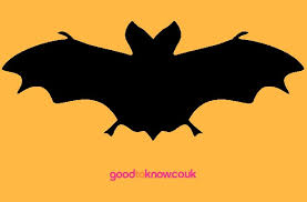 free pumpkin carving patterns bat pumpkin carving pattern
