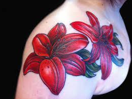 small lily flower tattoos tattoos jessi lawson u2013 artist