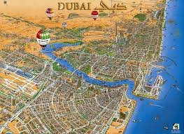 world map city in dubai dubai maps the dubai city hotel