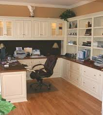 Built In Office Cabinets Home Office - Built in home office designs