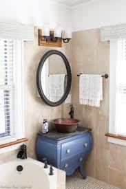 light and bright master bathroom makeover