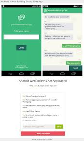 chat apps for android android building chat app using sockets part 1