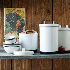 storage canisters kitchen stylish food storage containers for the modern kitchen
