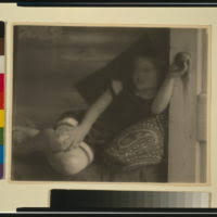 Sofa Without Back by Woman Beatrice Baxter Ruyl In Look And Download Image