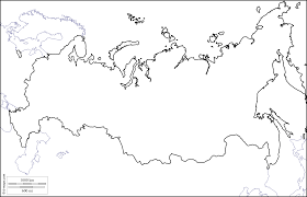Blank Maps Of Europe by Geography Blog Russia Outline Maps
