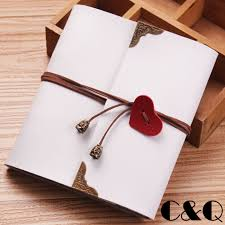 traditional wedding albums c q diy photo album pu cover heart style sticky type wedding kids