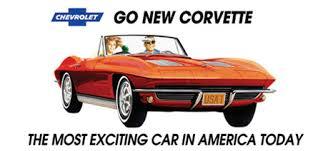 corvette merchandise gm heritage center merchandise vintage billboard signs