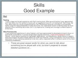 How To Make A Resume Examples by How To Write A Developer Cv Résumé That Will Get You Hired