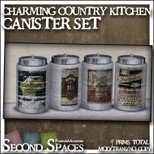 country kitchen canister set second marketplace charming country kitchen canister set bxd
