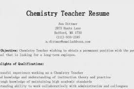 Chemistry Resume Example by Resume Examples Resume Format Quality Chemist Resume Samples