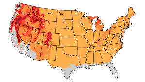 Usa Interactive Map by Midwest Usa National Phenology Network Herbs And Wildcrafting