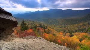 North Carolina scenery images Scenic time lapse fall foliage incredible mountain views jpg