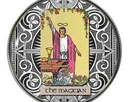 magician ornament etsy