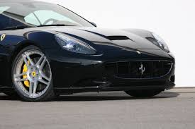 Ferrari California Custom - novitec rosso ferrari california with 500hp and subtle aero and