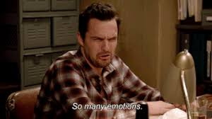 New Girl Meme - emotional nick miller gif by new girl find share on giphy