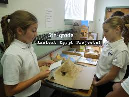 5th grade ancient egypt projects youtube