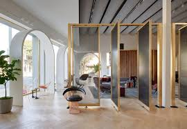 knoll home design store nyc knoll opens la store based on moroccan castle by johnston marklee