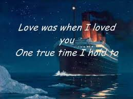 film titanic music download karaoke my heart will go on titanic youtube
