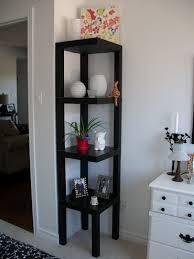 livingroom shelves best 25 corner shelf unit ideas on corner shelf corner