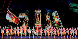 radio city spectacular