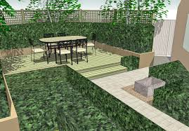 Backyard Design Software by Free Software For Landscape Design Elegant Backyard Design