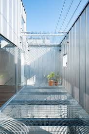 Industrial House Industrial House In Chiba Japan By Yuji Kimura