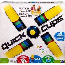 spin master games quick cups game walmart com