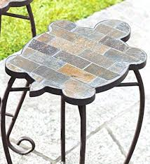 Outdoor Accent Table Asian Accent Tables Get Quotations A Slate Turtle Outdoor Accent