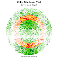 Test Colour Blindness Free Online Using Sas To Test For Color Blindness The Sas Training Post