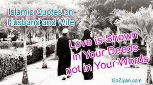 wedding quotes to husband 10 islamic quotes for husband and best for muslim wedding cards