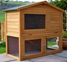 4ft Rabbit Hutch With Run The Chalet 4ft Rabbit Hutch Hutches With Runs Outdoor Rabbit