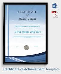 printable certificate free printable award best 20 free
