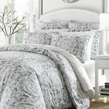 grey duvet covers for less overstock com
