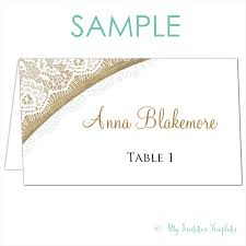 Table Card Template by Place Card Samples Archives My Invitation Templates For Diy