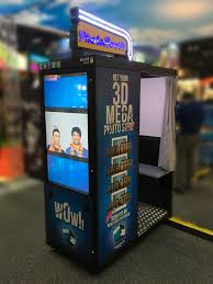 photo booth machine 3d mega photo booth interactive attractions