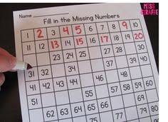 my silly firsties number sense activities number sense