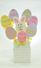 easter gifts for children easter cookie bouquets easter gift ideas for kids easter egg