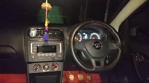 volkswagen polo modified interior 2017 vw polo anniversary edition interior youtube