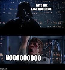 Doughnut Meme - rip in peace doughnut imgflip