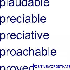 adjectives that start with i with regard to words that start with