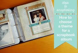 scrapbook photo album the basics pictures to scrapbook